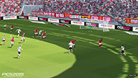 PES 15 Screenshots 03 small دانلود بازی  Pro Evolution Soccer 2015 برای PS3