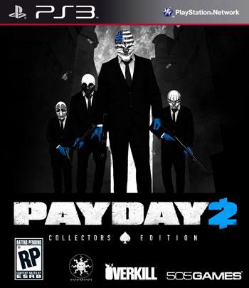 دانلود بازی Payday 2 برای PS3