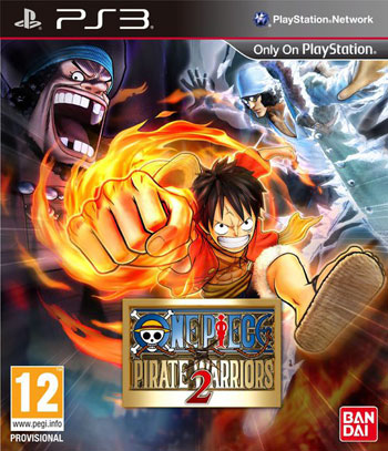 One Piece Pirate Warriors 2 ps3 cover دانلود بازی One Piece: Pirate Warriors 2 برای PS3