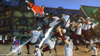 One Piece Pirate Warriors 2 screenshots 03 small دانلود بازی One Piece: Pirate Warriors 2 برای PS3
