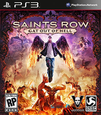بازی Saints Row Gat out of Hell