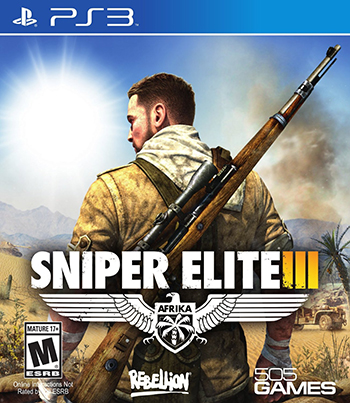 Sniper Elite iii ps3 cover small دانلود بازی Sniper Elite III برای PS3