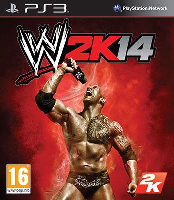 WWE 2K14 ps3 cover small دانلود بازی WWE 2K14 برای PS3