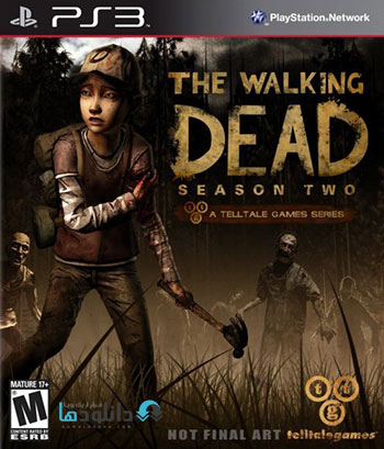 The Walking Dead Season 2 ps3 cover دانلود بازی The Walking Dead Season 2 برای PS3