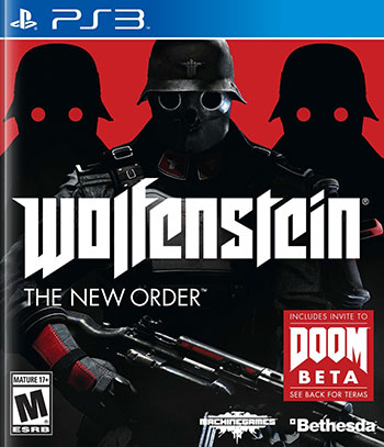 Wolfenstein The New Order ps3 cover small دانلود بازی Wolfenstein The New Order برای PS3