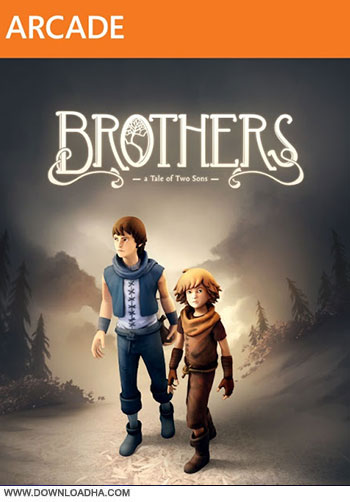 Brothers a Tale of two Sons pc cover دانلود بازی Brothers   A Tale of Two Sons برای PC