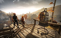 Brothers a Tale of two Sons screenshots 05 small دانلود بازی Brothers   A Tale of Two Sons برای PC