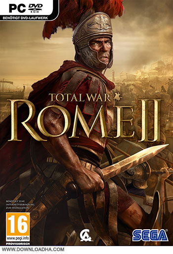Total War Rome II pc cover small دانلود بازی Total War: ROME II برای PC