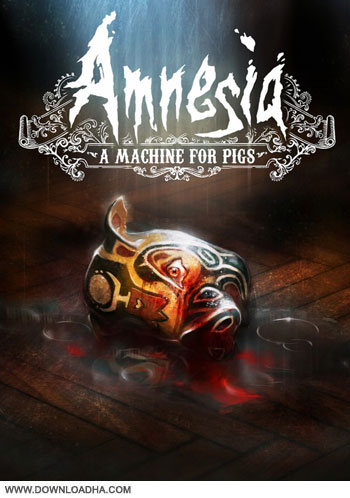 Amnesia a machine for pig pc cover دانلود بازی Amnesia: A Machine for Pigs برای PC