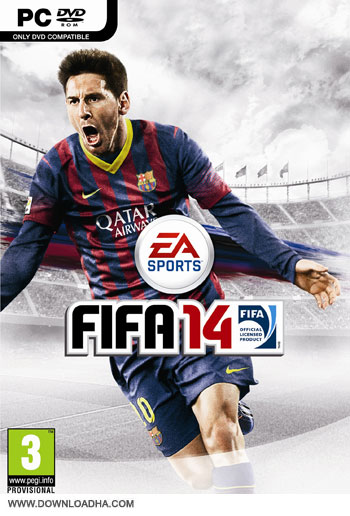 Fifa 14 pc cover small دانلود دمو بازی Fifa 14 برای PC