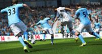 Fifa 14 screenshots 02 small دانلود دمو بازی Fifa 14 برای PC