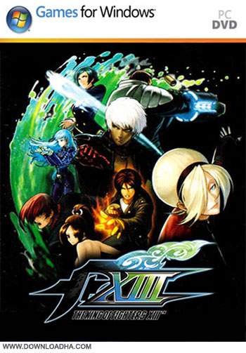 Street Fighters XIII pc cover دانلود بازی THE KING OF FIGHTERS XIII برای PC