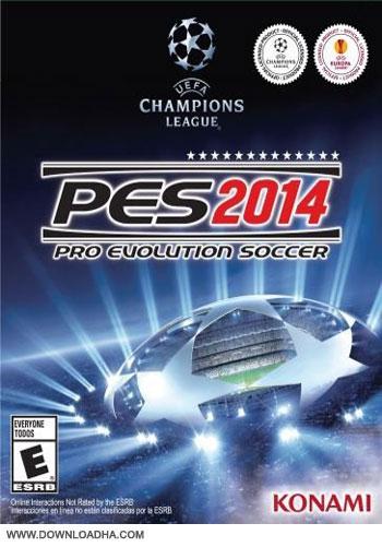 pes14 pc cover دانلود پچ بازی PES 2014 با نام PESEdit 2014 Patch v1.3