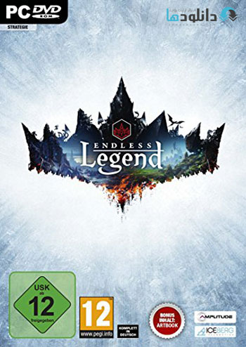 Endless Legend pc cover دانلود بازی Endless Legend برای PC