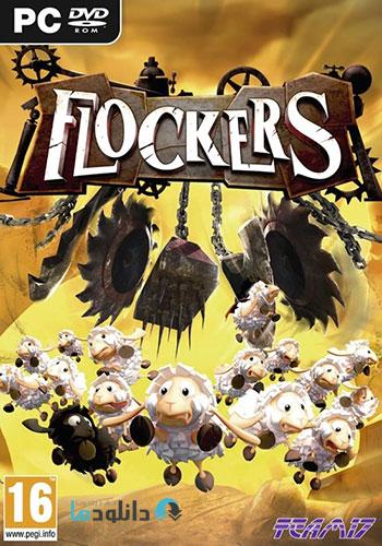 Flockers pc cover دانلود بازی Flockers برای PC