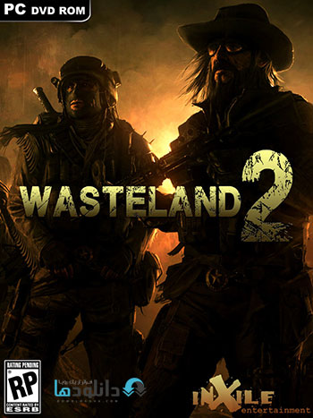 Wasteland 2 pc cover small دانلود بازی Wasteland 2 برای PC