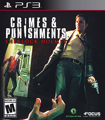 Crimes and Punishments Sherlock Holmes ps3 cover small دانلود بازی Crimes and Punishments Sherlock Holmes برای PS3