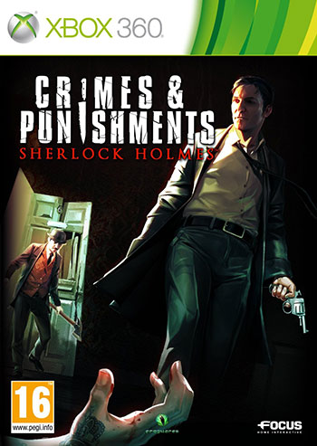 Crimes and Punishments Sherlock Holmes xbox360 cover small دانلود بازی Crimes and Punishments Sherlock Holmes برای XBOX360