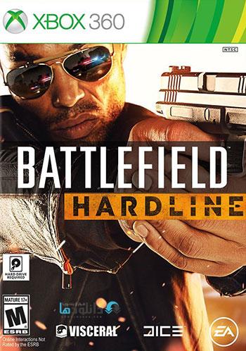 بازی Battlefield Hardline برای Xbox 360