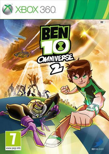 Ben10 Omniverse 2 xbox360 cover <strong>دانلود</strong> بازی Ben 10 Omniverse 2 برای XBOX360