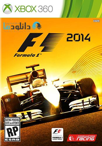 F1 2014 xbox360 cover small دانلود بازی F1 2014 برای XBOX360