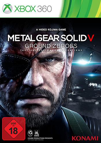 Metal Gear Solid V Ground Zeroes xbox360 cover small دانلود بازی Metal Gear Solid V: Ground Zeroes برای XBOX360
