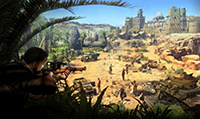 Sniper Elite iii screenshots 06 small دانلود بازی Sniper Elite III برای PS3