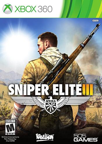 دانلود بازی Sniper Elite III برای XBOX360