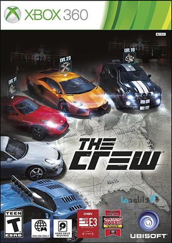 دانلود بازی The Crew برای XBOX360